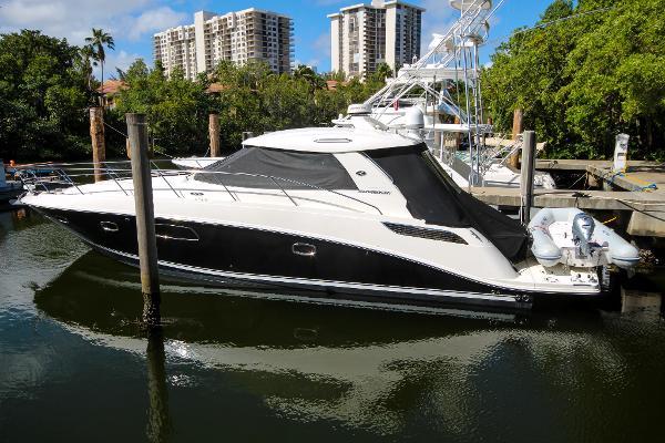 2012 Sea Ray 450 Sundancer