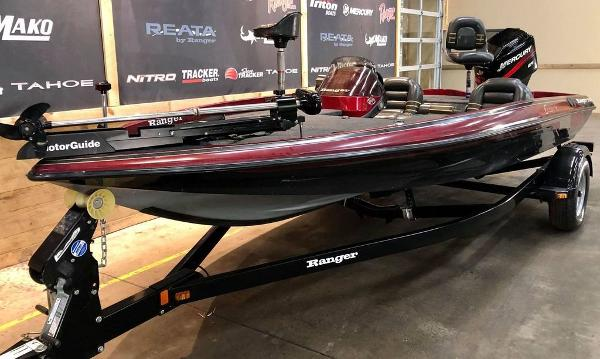 2002 Ranger Boats boat for sale, model of the boat is 518 VX & Image # 5 of 18