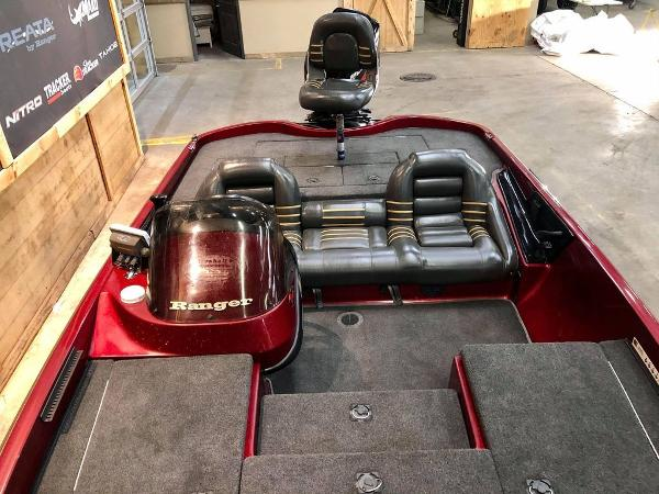 2002 Ranger Boats boat for sale, model of the boat is 518 VX & Image # 6 of 18