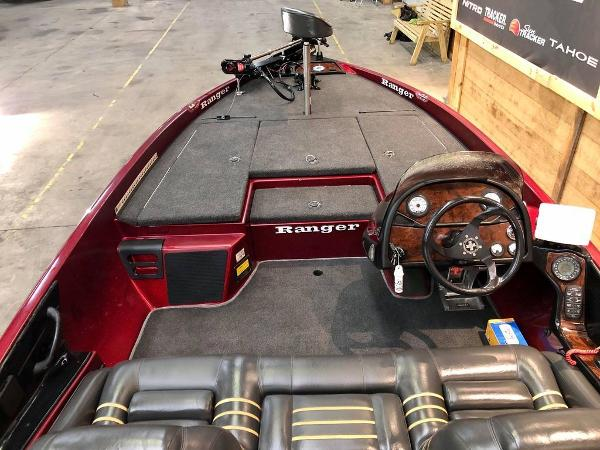 2002 Ranger Boats boat for sale, model of the boat is 518 VX & Image # 7 of 18