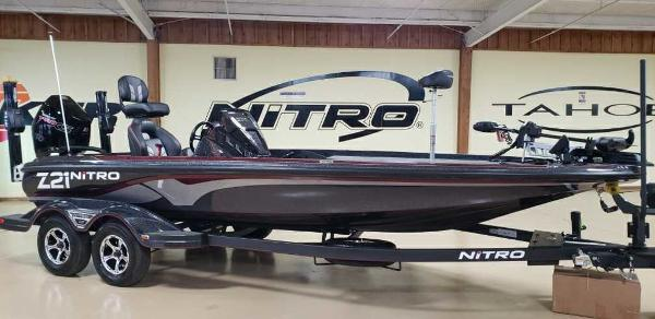 2021 Nitro boat for sale, model of the boat is Z21 & Image # 1 of 22