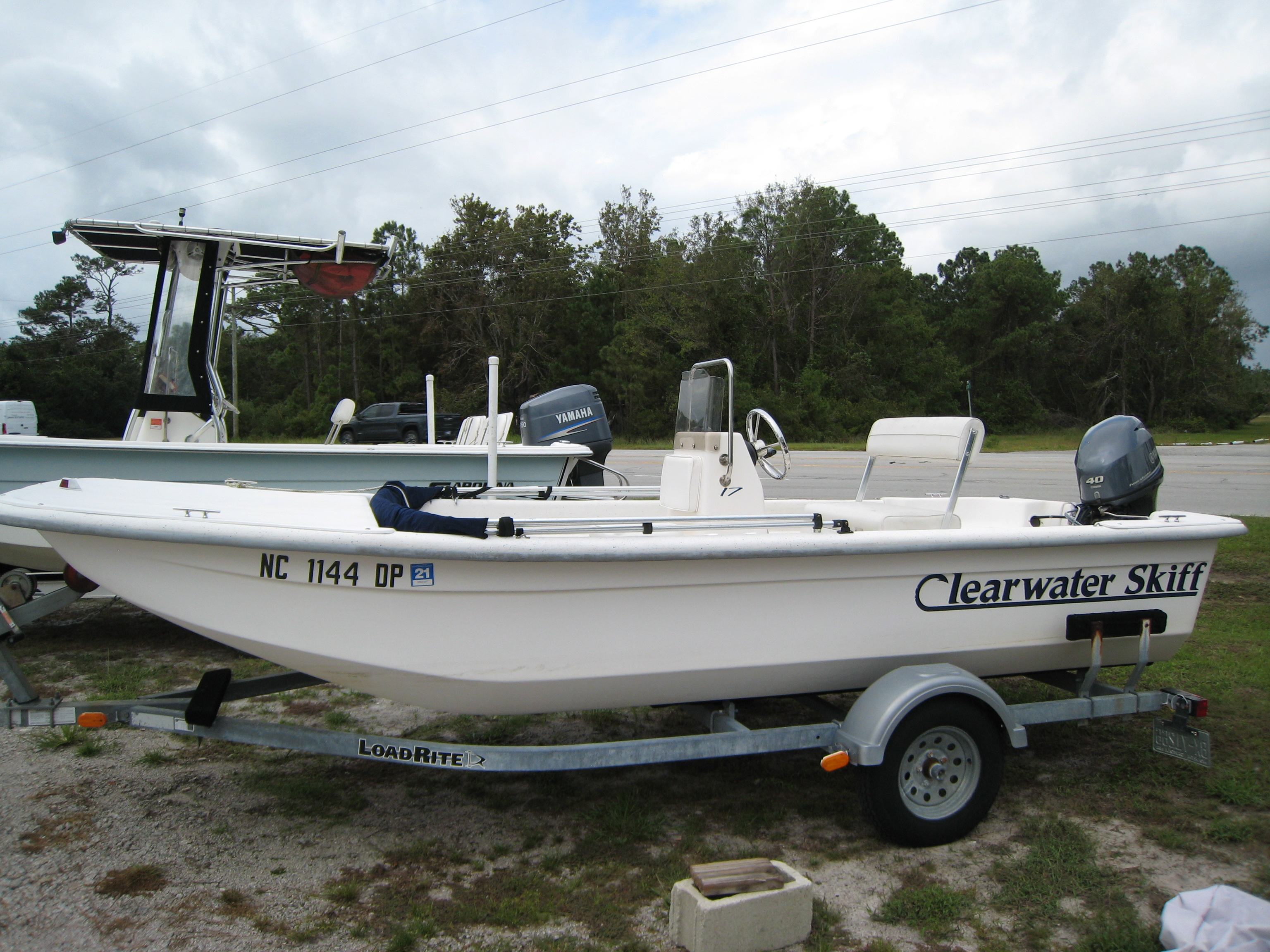 2010 Clearwater Clearwater 17 thumbnail