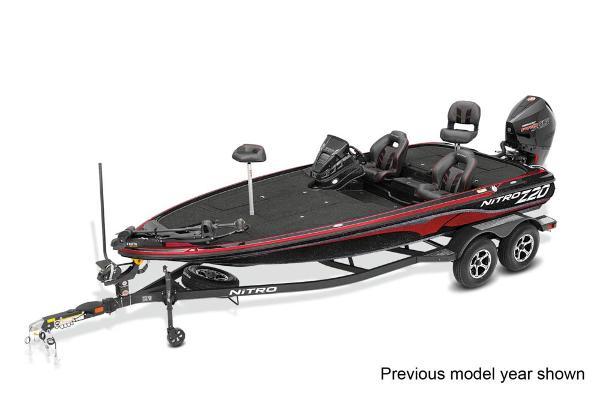 2022 Nitro boat for sale, model of the boat is Z20 & Image # 1 of 3