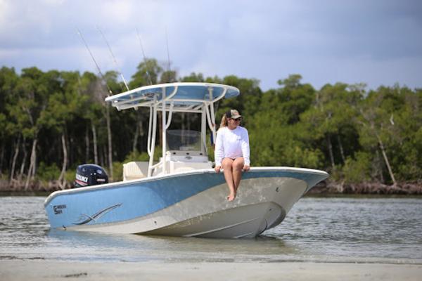2021 Carolina Skiff boat for sale, model of the boat is 23 Ultra Elite & Image # 4 of 4