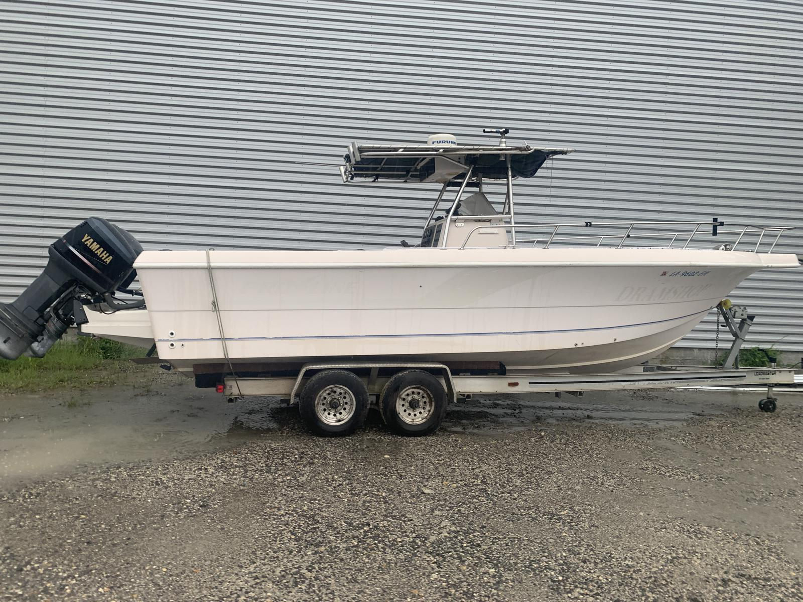 1994 Pro-Line boat for sale, model of the boat is 2700 Sportsman & Image # 1 of 1