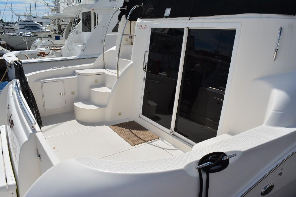 Meridian 459 Motoryacht - Cockpit