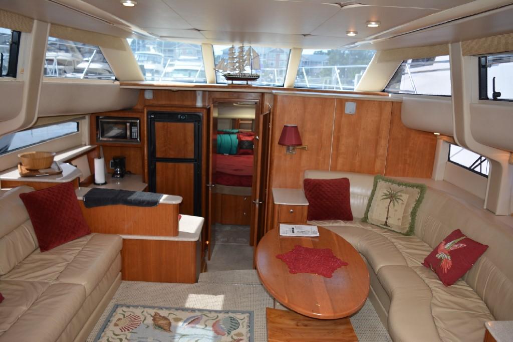 Meridian 459 Motoryacht - Salon