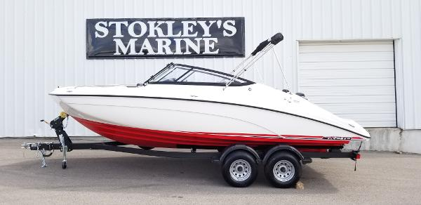 2021 Yamaha boat for sale, model of the boat is SX210 & Image # 1 of 12