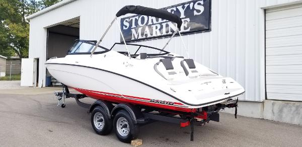 2021 Yamaha boat for sale, model of the boat is SX210 & Image # 3 of 12