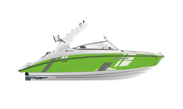 2022 Yamaha boat for sale, model of the boat is 212XE & Image # 1 of 8