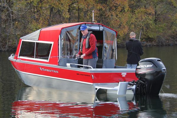 2019 Spartan boat for sale, model of the boat is 185 Astoria & Image # 13 of 27