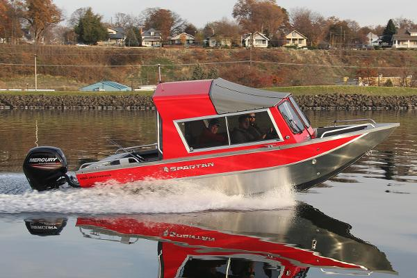 2019 Spartan boat for sale, model of the boat is 185 Astoria & Image # 10 of 27