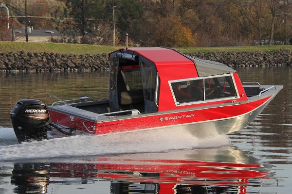 2019 Spartan boat for sale, model of the boat is 185 Astoria & Image # 12 of 27