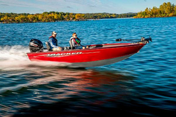 2021 Tracker Boats boat for sale, model of the boat is Super Guide V-16 T & Image # 6 of 47