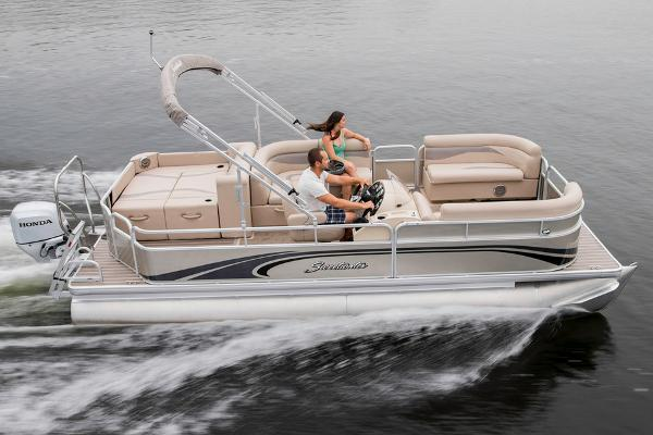 2014 Sweetwater boat for sale, model of the boat is 2286 DL & Image # 1 of 2