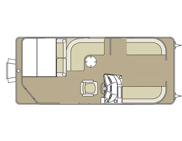 2014 Sweetwater boat for sale, model of the boat is 2286 DL & Image # 2 of 2