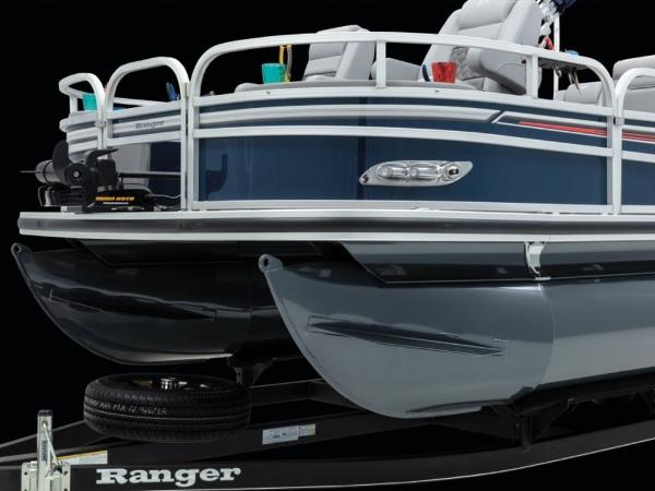2021 Ranger Boats boat for sale, model of the boat is 220F & Image # 4 of 27
