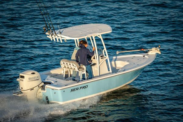 2021 Sea Pro boat for sale, model of the boat is 208 & Image # 1 of 6