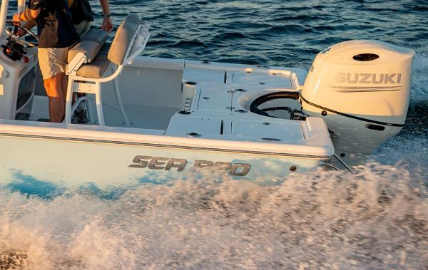 2021 Sea Pro boat for sale, model of the boat is 208 & Image # 4 of 6