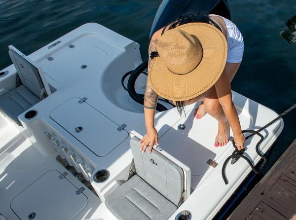 2021 Sea Pro boat for sale, model of the boat is 208 & Image # 6 of 6
