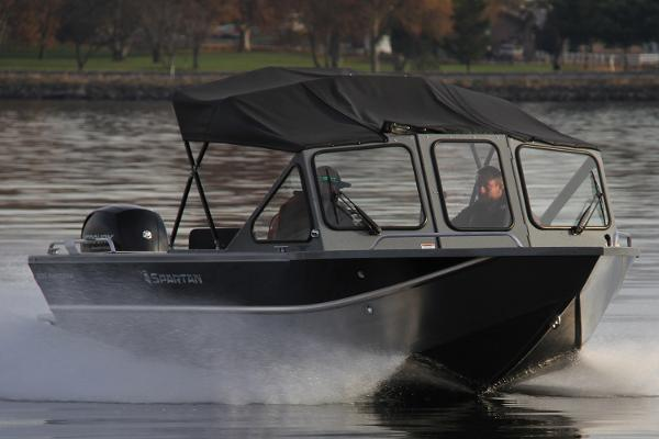 2019 Spartan boat for sale, model of the boat is 200 Astoria & Image # 12 of 28