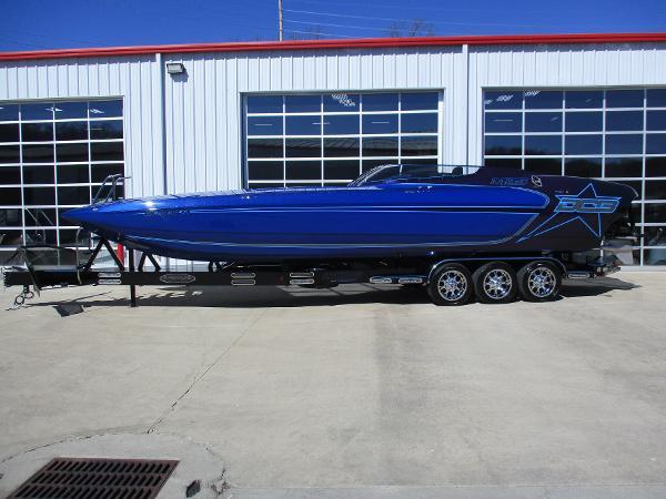 2019 Daves Custom Boats M35 WIDEBODY
