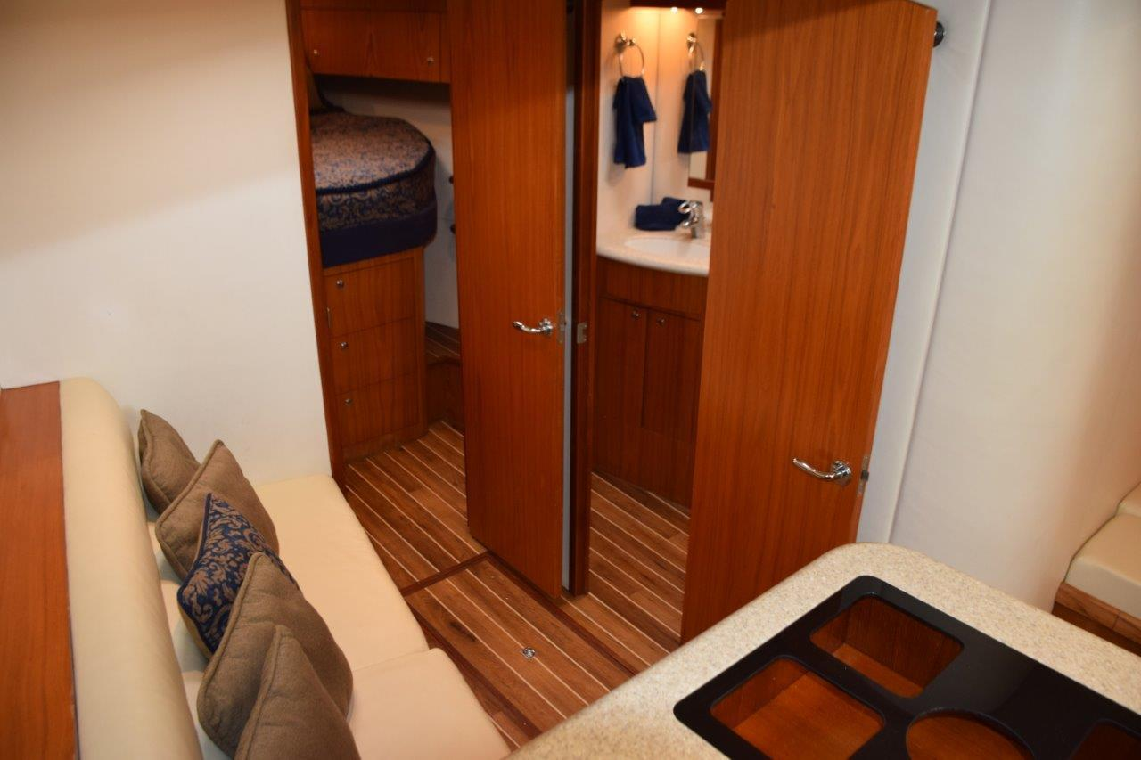 Stateroom and Head doors