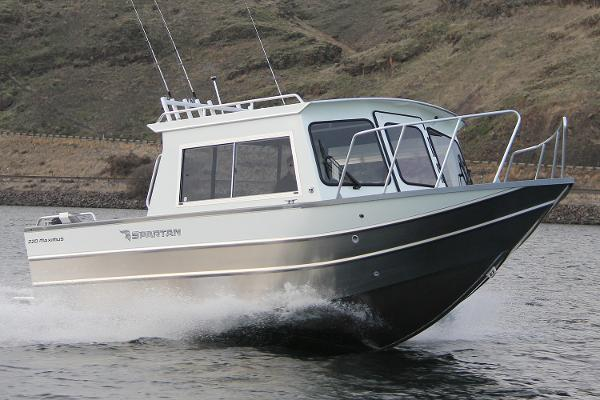 2021 Spartan boat for sale, model of the boat is 220 Maximus & Image # 19 of 31