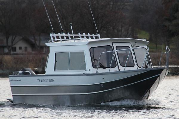 2021 Spartan boat for sale, model of the boat is 220 Maximus & Image # 22 of 31