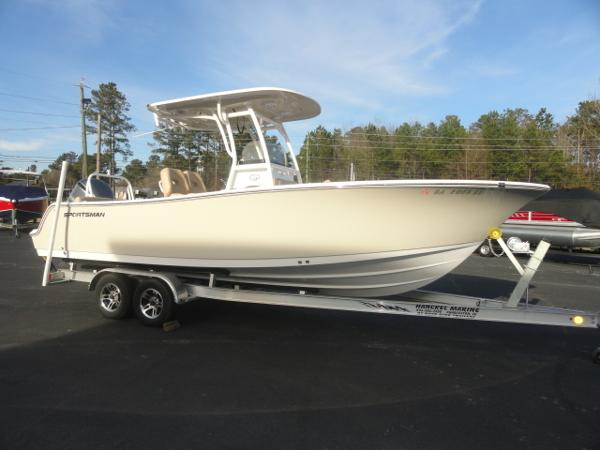 2019 SPORTSMAN BOATS HERITAGE 241 for sale