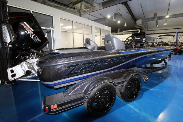 2020 Nitro boat for sale, model of the boat is Z21 Pro & Image # 5 of 22