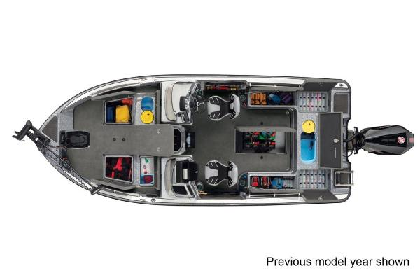 2022 Nitro boat for sale, model of the boat is ZV20 & Image # 3 of 3