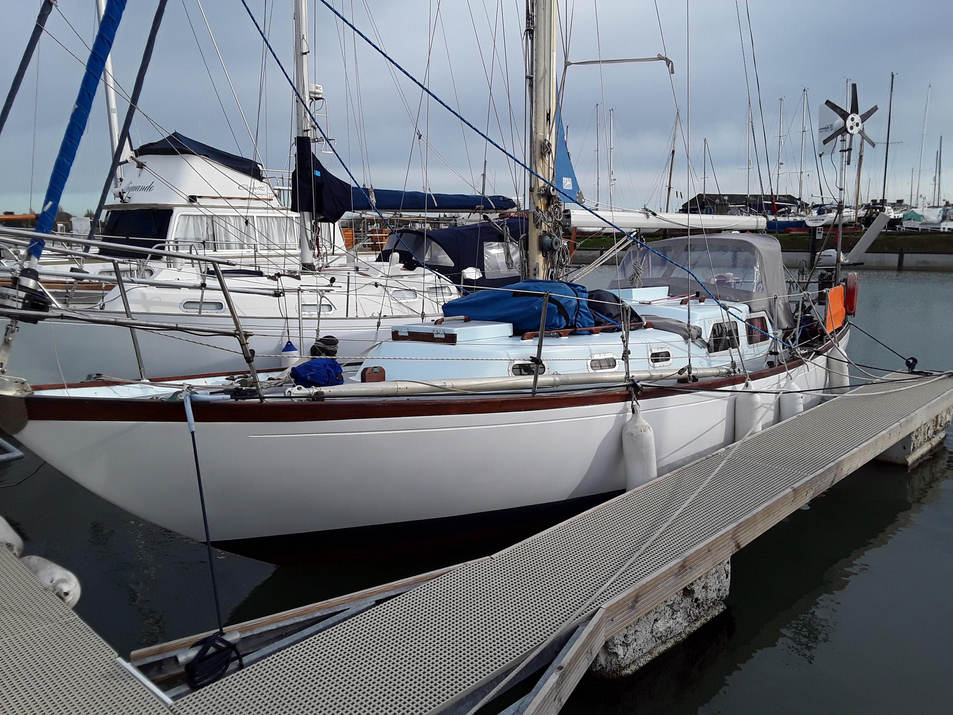 Nicholson 32 Mk III