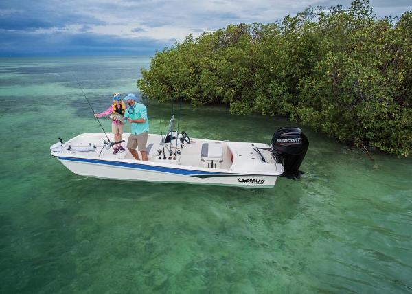 2022 Mako boat for sale, model of the boat is Pro Skiff 17 CC & Image # 2 of 22