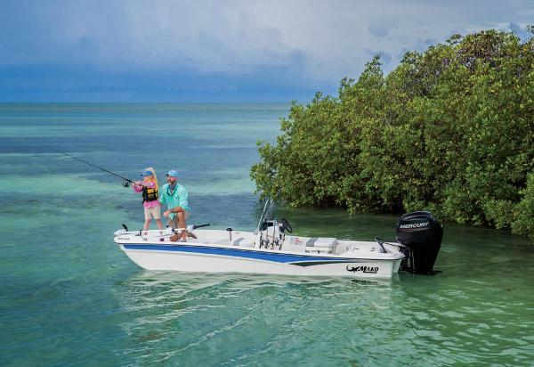 2022 Mako boat for sale, model of the boat is Pro Skiff 17 CC & Image # 4 of 22