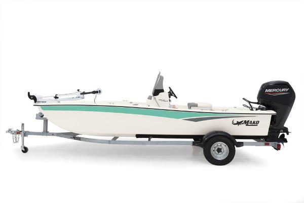 2022 Mako boat for sale, model of the boat is Pro Skiff 17 CC & Image # 11 of 22
