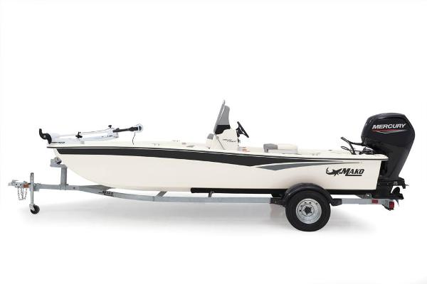 2022 Mako boat for sale, model of the boat is Pro Skiff 17 CC & Image # 12 of 22