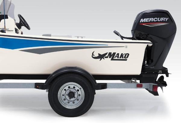 2022 Mako boat for sale, model of the boat is Pro Skiff 17 CC & Image # 18 of 22