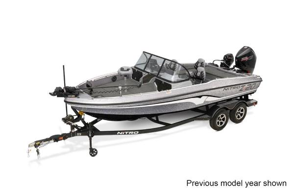 2022 Nitro boat for sale, model of the boat is ZV20 Pro & Image # 1 of 3