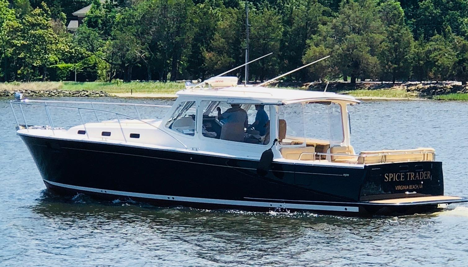 40' MJM Yachts 2018
