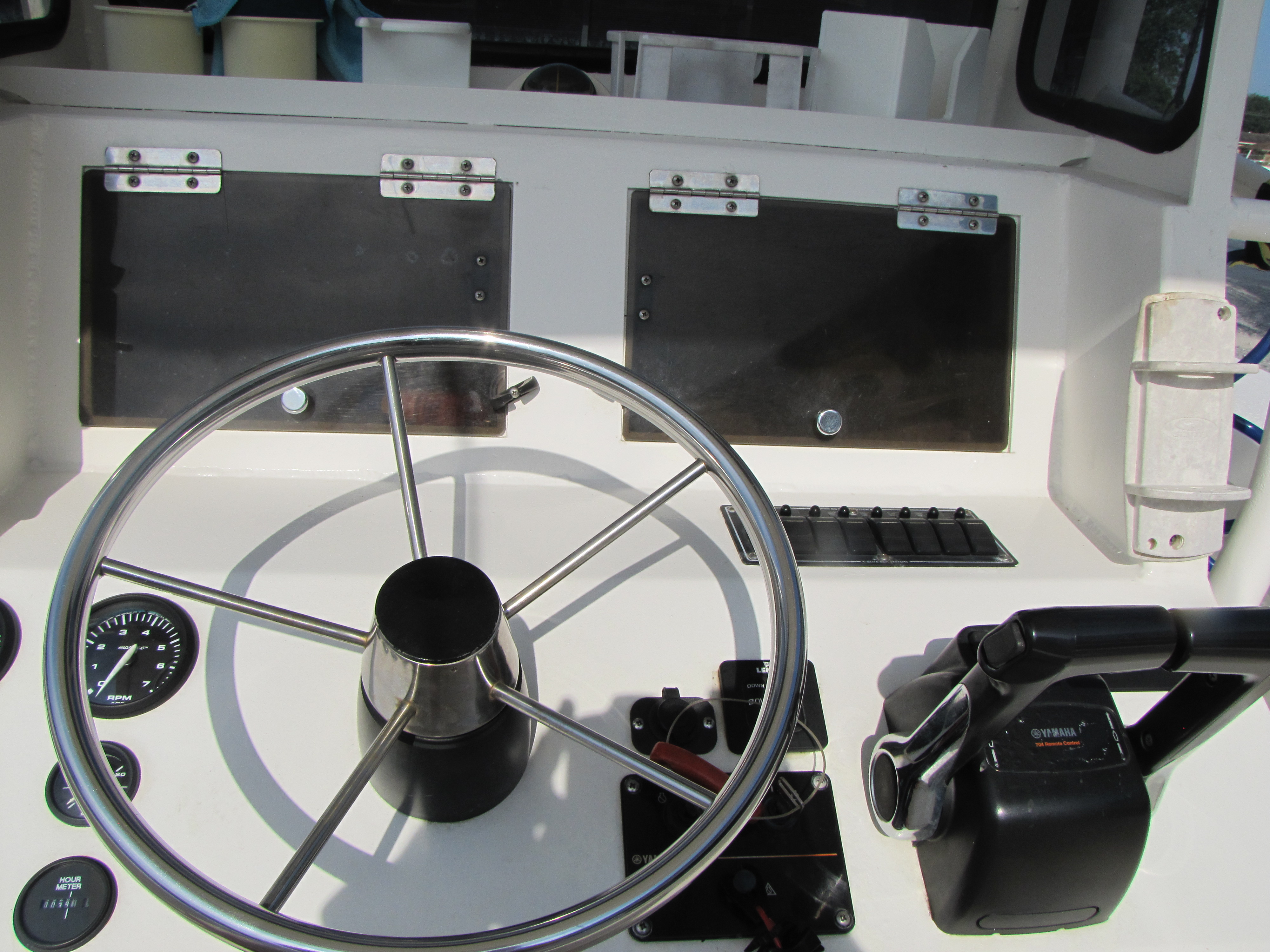 1996 Gravois boat for sale, model of the boat is 23 & Image # 3 of 15