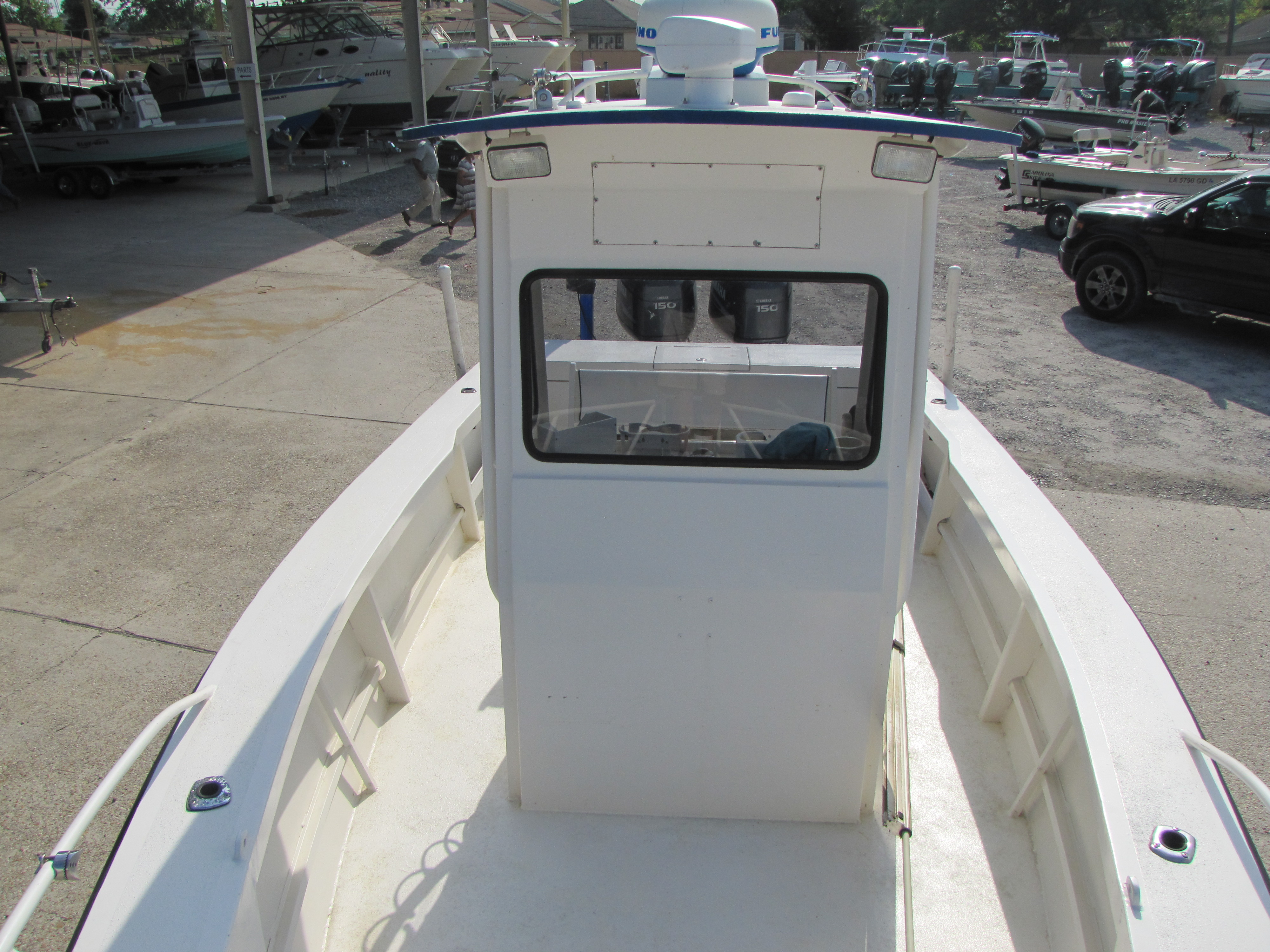 1996 Gravois boat for sale, model of the boat is 23 & Image # 10 of 15