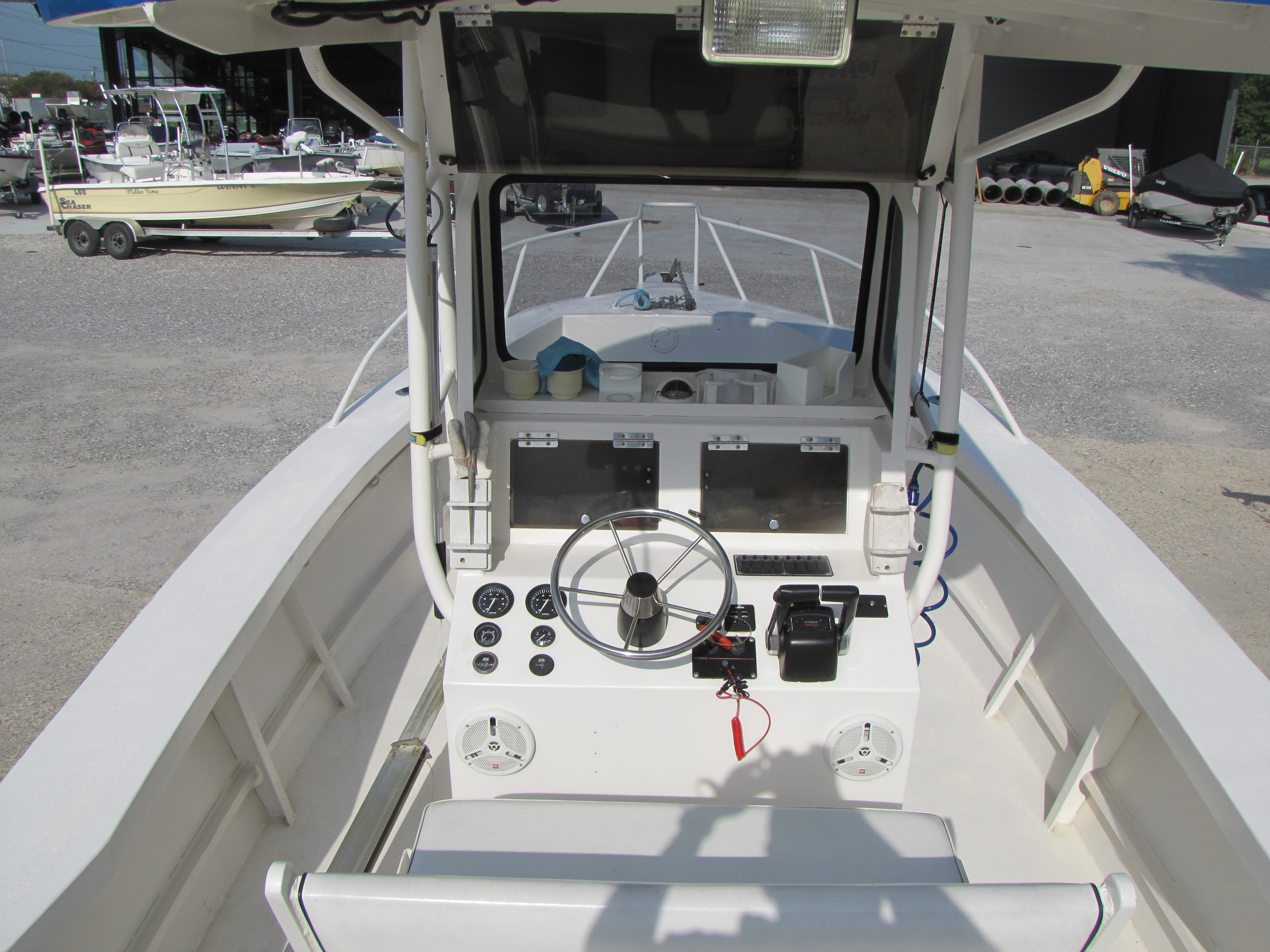 1996 Gravois boat for sale, model of the boat is 23 & Image # 11 of 15