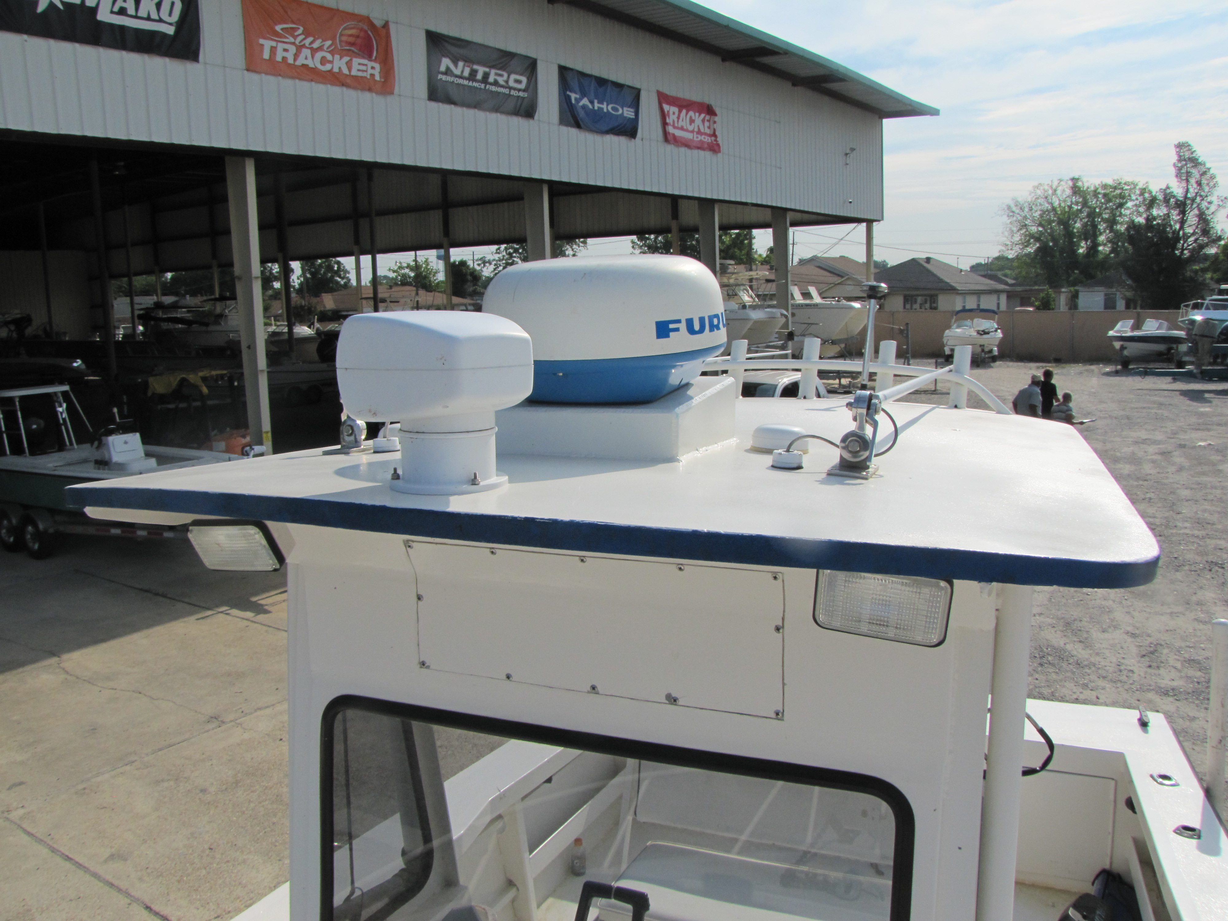 1996 Gravois boat for sale, model of the boat is 23 & Image # 13 of 15