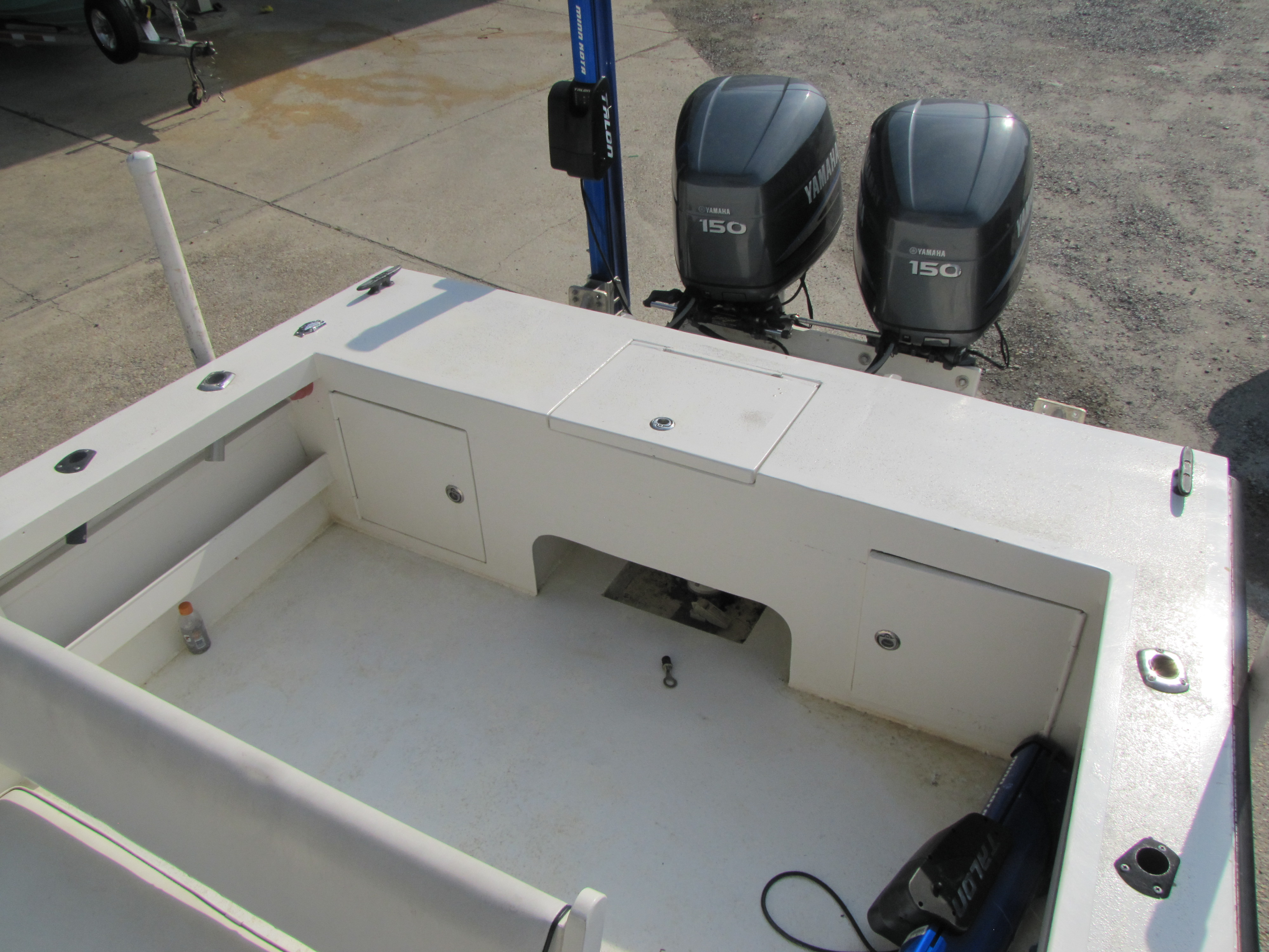1996 Gravois boat for sale, model of the boat is 23 & Image # 14 of 15