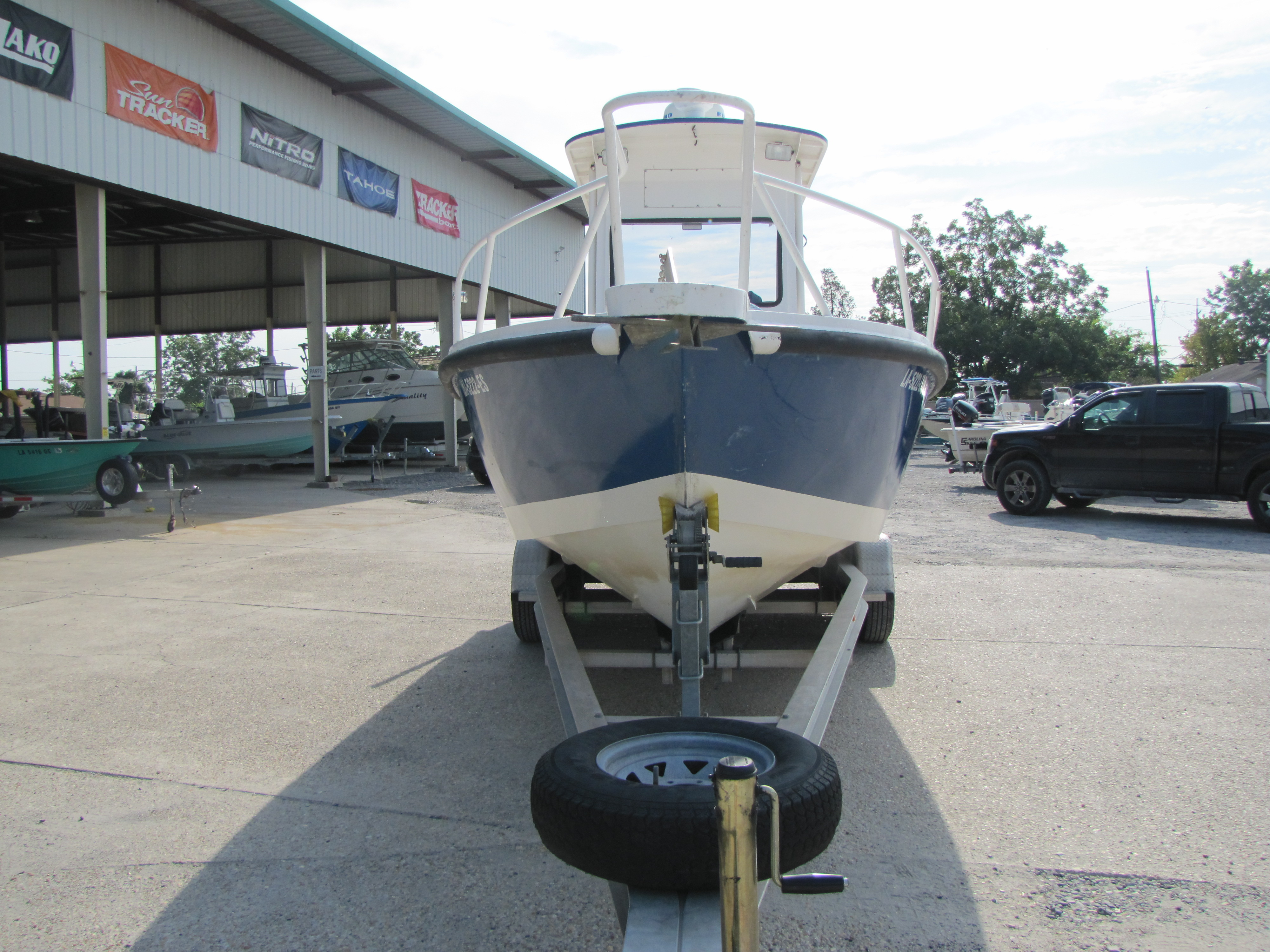 1996 Gravois boat for sale, model of the boat is 23 & Image # 7 of 15