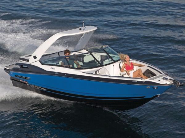 2021 Monterey 298SS