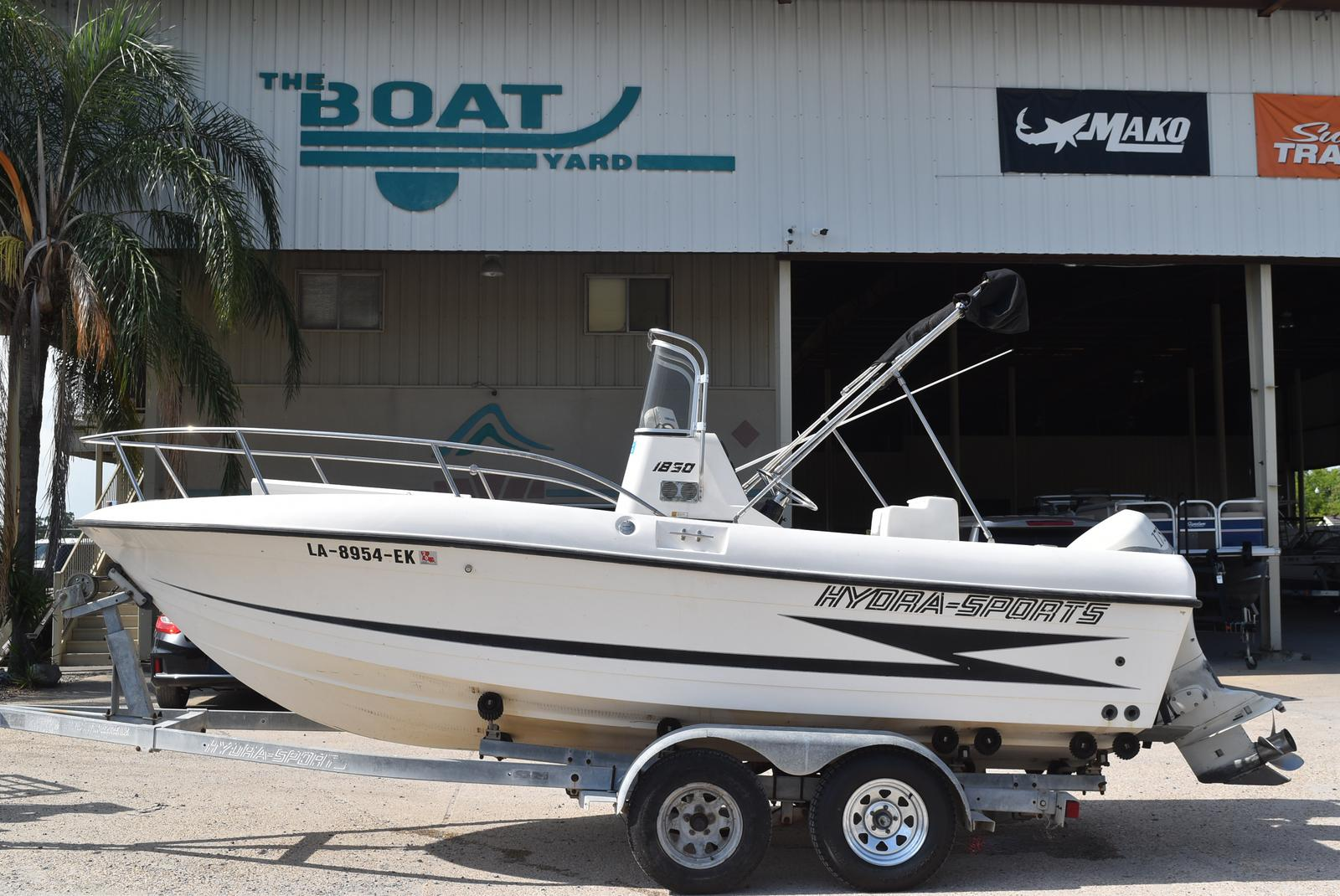 1993 HYDRA SPORTS 185 for sale