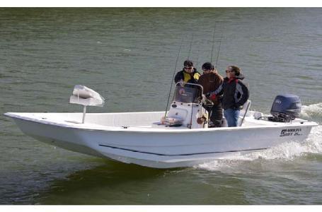 2012 CAROLINA SKIFF DLX Series 1655