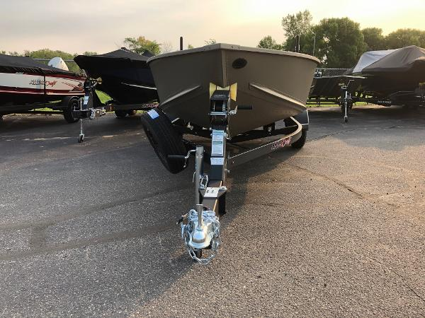 2021 Alumacraft boat for sale, model of the boat is Summit 180 & Image # 2 of 17